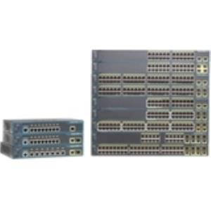 CISCO CAT2960 PLUS 24PORT 10/100 WS-C2960+24LC-S Ethernet Switch