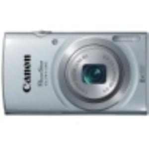 Canon PowerShot 135 16 Megapixel Compact Camera Silver 9153B001