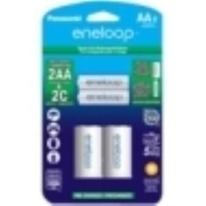 Panasonic Eneloop Genaral Purpose Battery Nickel Metal Hydride K-KJS2MCA2BA