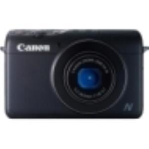 Canon PowerShot N100 12.1 Megapixel Compact Camera Black 9168B001