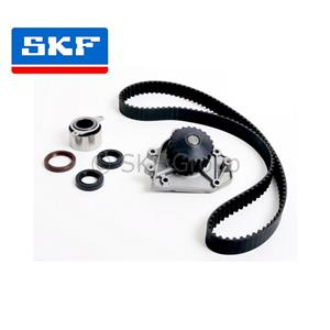 *NEW* Original Heavy Duty SKF Engine Timing Belt Kit w/ Water Pump TBK247WP