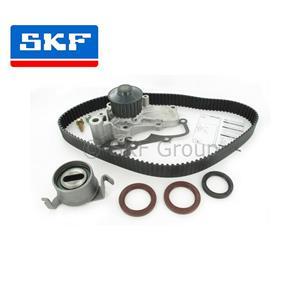 *NEW* Original Heavy Duty SKF Engine Timing Belt Kit w/ Water Pump TBK201WP