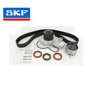 *NEW* Original Heavy Duty SKF Engine Timing Belt Kit w/ Water Pump TBK245AWP