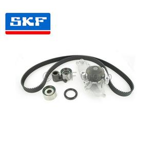 *NEW* Original Heavy Duty SKF Engine Timing Belt Kit w/ Water Pump TBK286WP