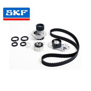*NEW* Original Heavy Duty SKF Engine Timing Belt Kit w/ Water Pump TBK335WP