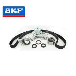 *NEW* Original Heavy Duty SKF Engine Timing Belt Kit w/ Water Pump TBK221WP