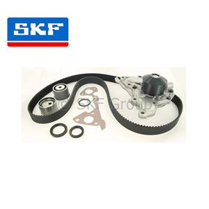 *NEW* Original Heavy Duty SKF Engine Timing Belt Kit w/ Water Pump TBK322WP