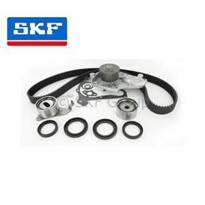 *NEW* Original Heavy Duty SKF Engine Timing Belt Kit w/ Water Pump TBK199WP