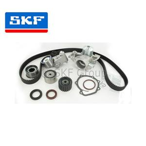 *NEW* Original Heavy Duty SKF Engine Timing Belt Kit w/ Water Pump TBK304WP