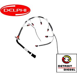 OEM Delphi Detroit Diesel Engine Wire Harness Series 60 Trucks 23536019