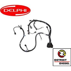 OEM Delphi Detroit Diesel Engine Wire Harness Series 60 Trucks 23536241