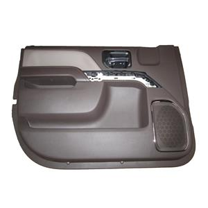 Factory New GM 0 miles Silverado Door Panel Front Driver Cocoa 23427568