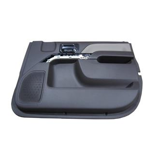 Factory New GM 0 miles Silverado Door Panel Front Passenger Jet Black 23474995