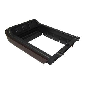Factory New GM Front Center Console Trim Panel Tray Grand Lace Wood 22995101
