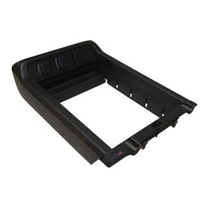 Factory New GM Front Center Console Trim Panel Tray Quilted Maple 22995092