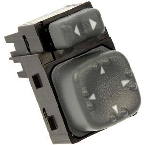 Austekk - K-3100-A - Power Mirror Switch - Grey