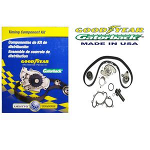 *NEW* High Preformance Goodyear GTKWP271A Engine Water Pump Kit