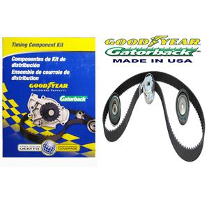 *NEW* High Preformance Goodyear GTK0309 Engine Timing Belt Kit with Pulleys