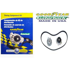 *NEW* High Performance  Goodyear GTKWP296 Engine Water Pump Kit