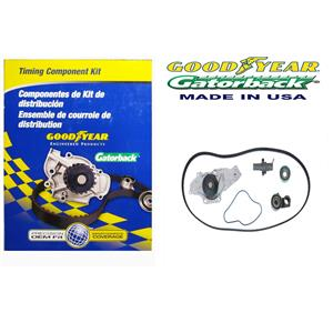 *NEW* High Performance  Goodyear GTKWP329 Engine Water Pump Kit