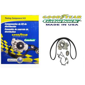 *NEW* High Performance  Goodyear GTKWP337 Engine Water Pump Kit