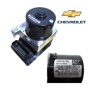 Factory OEM 2012-2013 Chevy Cruze ABS Control Module 13370786 13384013 13384018
