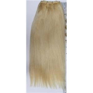 "Camel hair weft Blonde # 22 straight 11-12"" x 84 "" 90-100g 2 FP 26243"