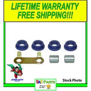 *NEW* Heavy Duty K7349 Steering Tie Rod End  Bushing Kit Front Inner