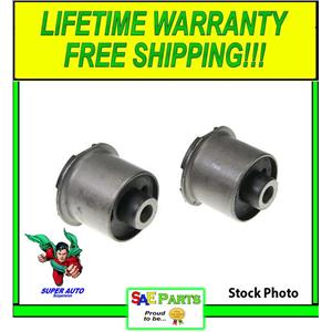 *NEW* Heavy Duty K200198 Suspension Control Arm Bushing  Kit Front Upper