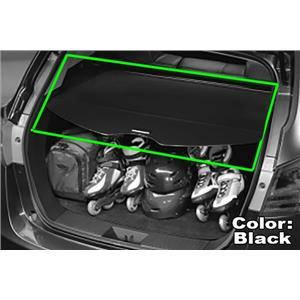 *New* OEM Nissan Rogue 2008-2014 Rear Cargo Tonneau Cover Black H4982-JM52C