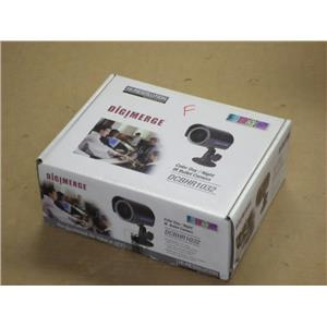 Digimerge 480TVL Bullet Camera 12LED IR Black Bullet Camera Only DCBHR1032