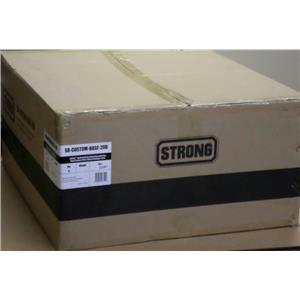 """Strong Custom Series Rack Base w/ Floor Casters 20"""" Depth SR-CUSTOM-BASE-20D"""