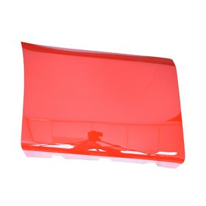 NEW Red 03-06 Chevy Silverado SS RH Passenger Front Bed Molding (Before Wheel)