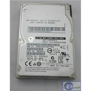 "Hitachi 900GB 10K 2.5"" SAS HDD HUC109090CSS600 0B26018 Hard Drive"