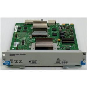 HP ProCurve J9051A Wireless Edge Services zl Module J9051A with 2x 512MB Memory