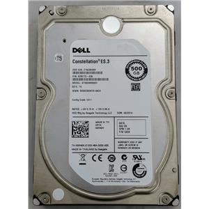 "Dell 2R42K Seagate ST500NM0003 7.2K 3.5"" 500GB SATA Desktop Hard Drive"