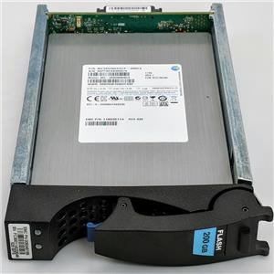 "EMC 005049185 200GB 6Gbp/s 3.5"" SSD SAS Flash Hard Drive V3-VS6F-200 VX-VS6F-200"