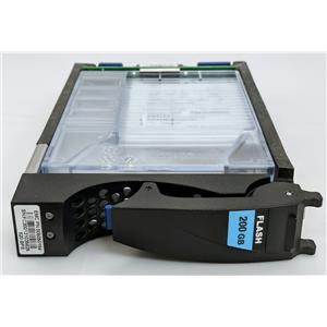 "EMC 005050184 200GB 2.5"" SSD Flash Hard Drive in 3.5"" Tray 118032925-A01"