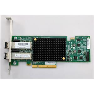 HP NC552SFP Dual-Port 10Gbps PCI-E Full Height Server Adapter 615406-001 614201