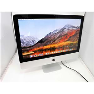 Apple iMac 21.5″ Core i5 2.5GHz 4GB 500GB AMD Radeon 6750M 10.13 High Sierra.