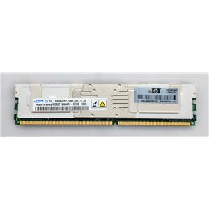 HP Samsung 8GB 2Rx4 PC2-5300F M395T1K66AZ4-CE66 398709-071 ECC Fully Buffered