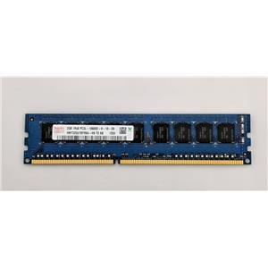 Hynix 2GB PC3-10600 DDR3-1333MHz ECC Unbuffered HMT325U7BFR8A-H9