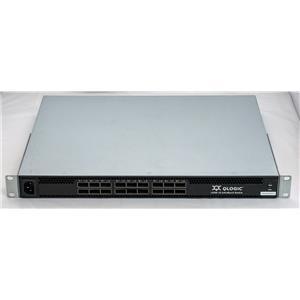 QLogic 18-Port QDR InfiniBand Network Switch 12200-18-28 851-0170-02 924433