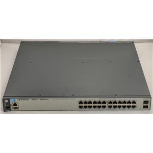 HP Procurve J9575A E3800-24G-2SFP+ Switch E3800 24x RJ-45 Ports 2x SFP Ports