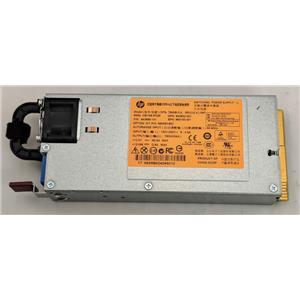 HP Gen8 660183-001 750W Hot Plug CS Platinum Power Supply Proliant 656363-B21