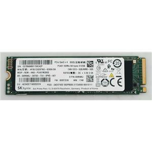 Dell Hynix 512GB PC401 NVMe SSD SATA HFS512GD9TNG-62A0A PCIe Gen 3 4-Lane XMW6J
