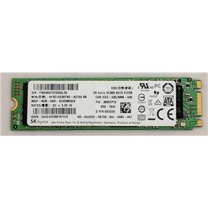 Dell Hynix 512GB NVMe PCIe Gen 3 m.2 2280 PC308 SSD SATA HFS512G39TND V2G3V