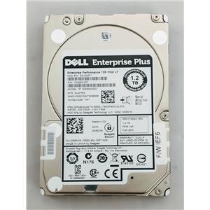 "Dell Enterprise 1.2TB 10K SAS 2.5"" 6GB/s SED Hot Swap Drive G8GVM ST1200MM0027"