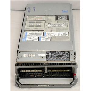 Dell PowerEdge M620 Barebones with Heat Sinks F9HJC Dual Socket LGA2011 24x Dimm