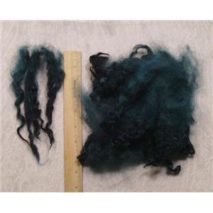 Cotswold wool locks  teal  blue -green 1oz  23445